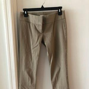 Ann Taylor Loft Tan Pants